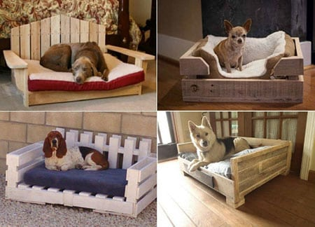 dog-pallet-bed-wonderful-diy